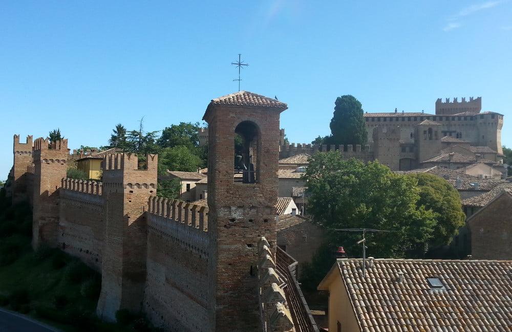 Il castello di Gradara