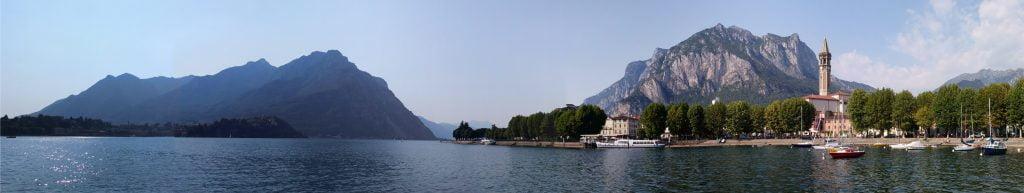 Lecco ed il suo lago