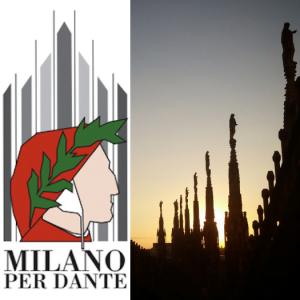 Milano per Dante